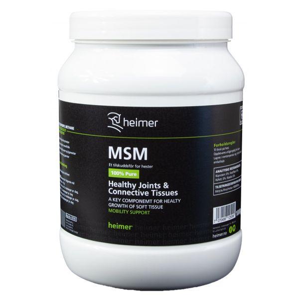 HEIMER MSM 100% 1kg
