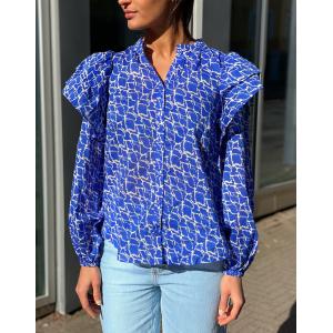 Dayly Shirt - Deep Ultramarine
