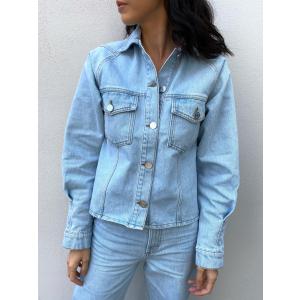 Dacy Shirt - Light Blue Vintage