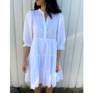 Lucy Dress Pearl