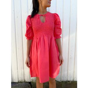 Benita Dress Rouge