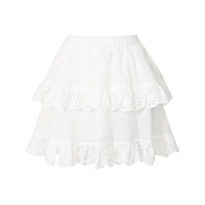 CHLOE LACE SKIRT