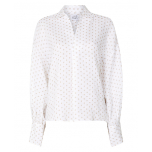 SHARP DOT BLOUSE