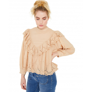 ADELE LACE BLOUSE