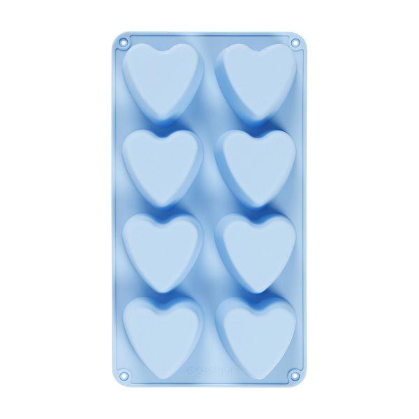 silikonform hjerte