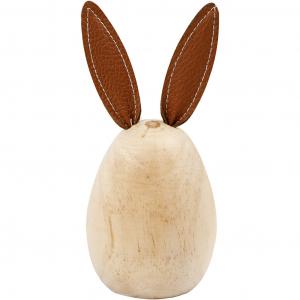 Hare tred og øre
