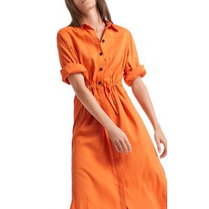 Orange Dress QC21.61W47