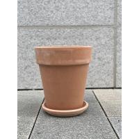 Terrakotta potte 26cm - inkl underfat