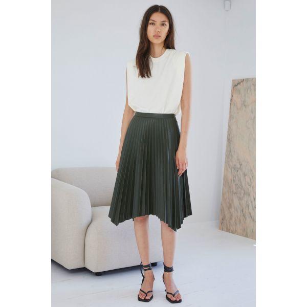 Marie Pleated skirt
