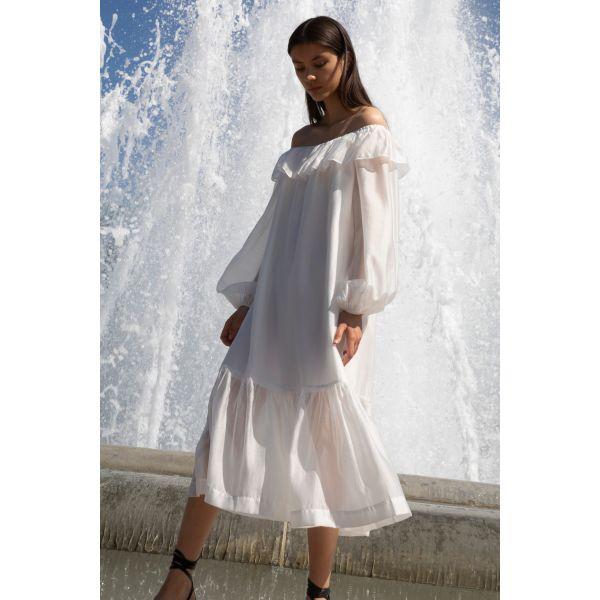 Sonia Off-Shoulder Dress