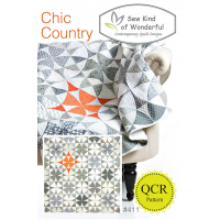 Chic Country mønster