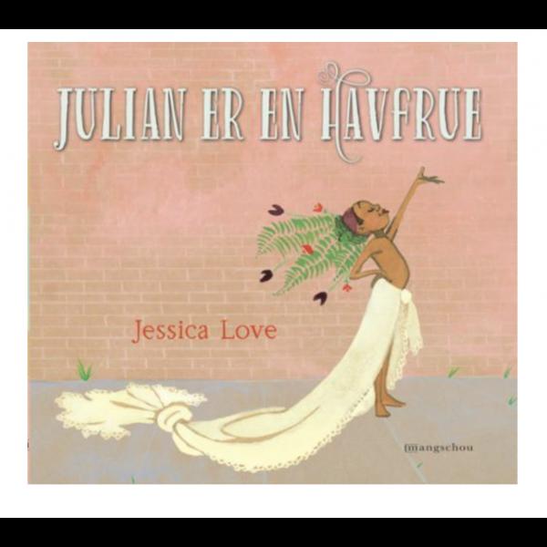Julian er en havfrue | Innbundet
