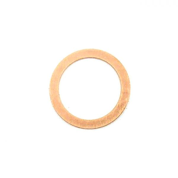 COPPER SEAL WASHERS, 5/8 X 13/16 X 1/32