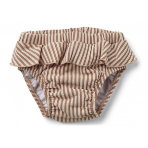LIEWOOD - ELISE BABY SWIM PANTS SEERSUCKER STRIPE TUSCANY ROSE/SANDY