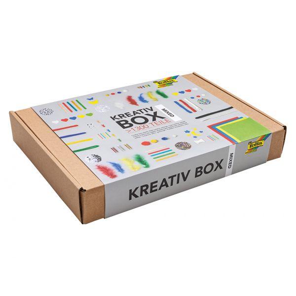 Folia Kreativ Box – Glitter
