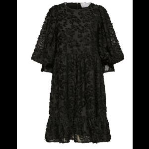 Daniela 3/4 Dress - Black