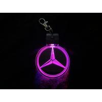 Nøkkelring med ledlys - Mercedes