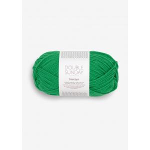 Doubel Sunday 8236 Statement Green - Sandnes Garn