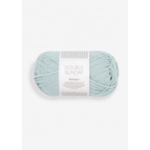 Doubel Sunday 5930 Pale Blue - Sandnes Garn