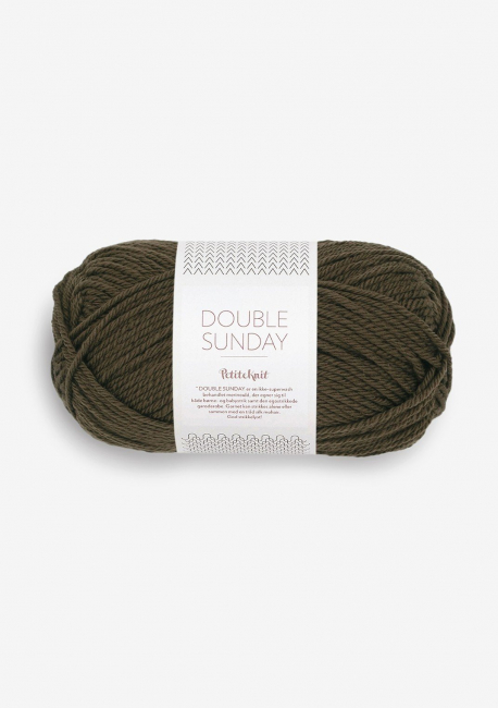 Doubel Sunday 9882 Into the woods - Sandnes Garn