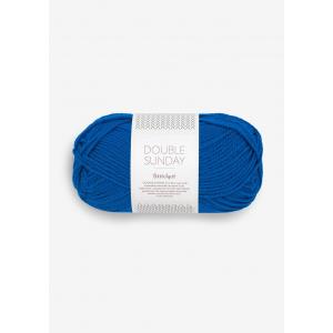Doubel Sunday 6046 Electric Blue - Sandnes Garn