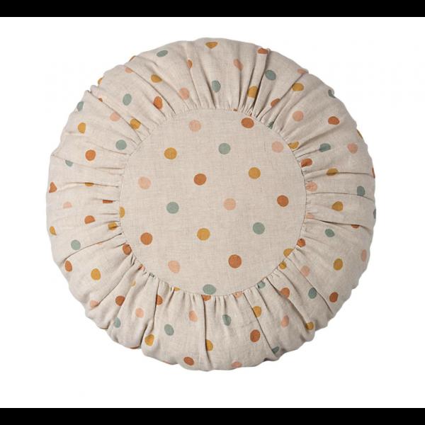 Maileg Multi Dots kid cushion