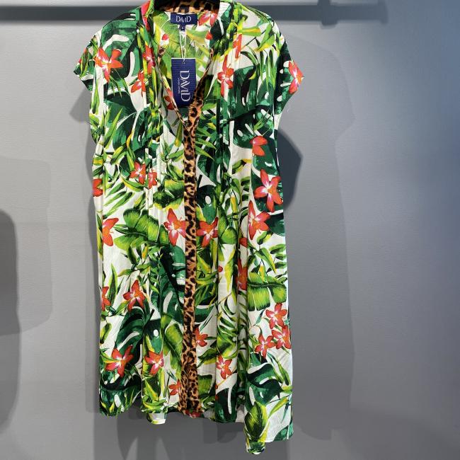 Dalia Shirt Dress
