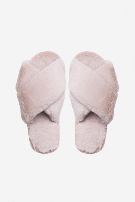 Lou Slippers Pink