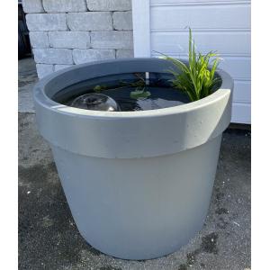 Patio pond / Komplett liten hagedam