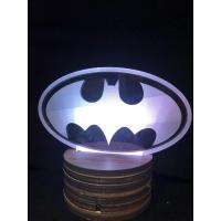 3d Ledlampe - Batman