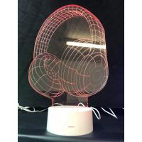 3d Ledlampe - Headsett