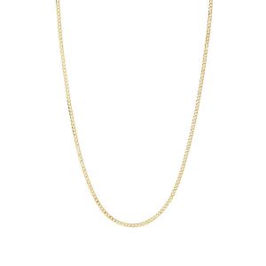 SAFFI NECKLACE GOLD 43 CM