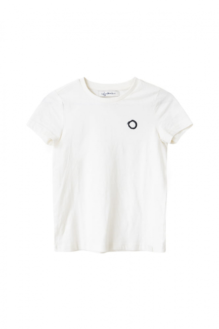 I DIG DENIM - RON TEE ORGANIC OFF-WHITE