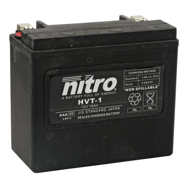 NITRO AGM HVT BATTERY