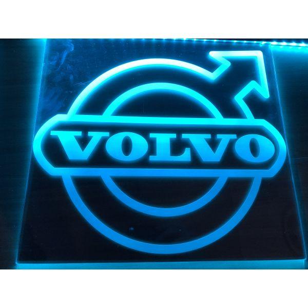 Ledskilt Volvo