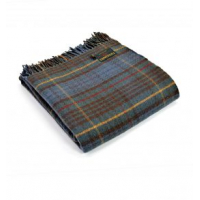 Pledd Tartan Antique Hunting Stewart