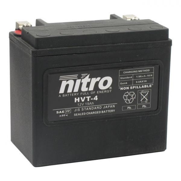 NITRO AGM HVT 4. BATTERY