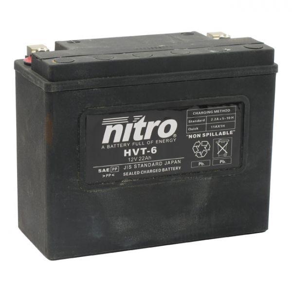 NITRO AGM HVT 6. BATTERY