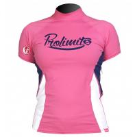 Prolimit Rashguard Short Pink
