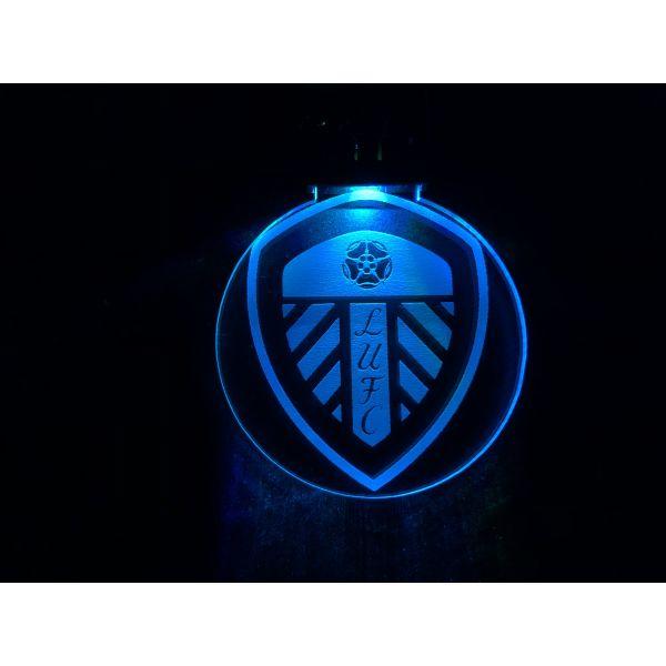 Nøkkelring med ledlys - Leeds