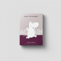 Moomin - Black Tea Mulberry