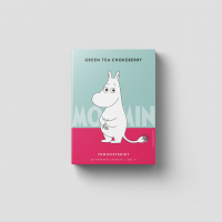 Moomin - Green Tea Chokeberries