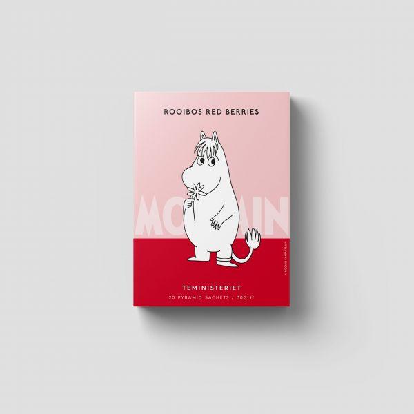 Moomin - Rooibos Red Berries