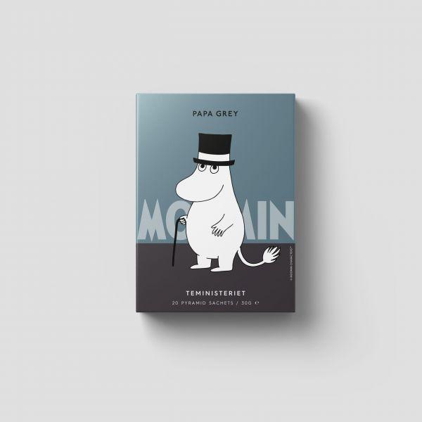 Moomin - Papa Grey