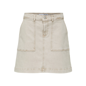 Bella Denim Sand Skirt