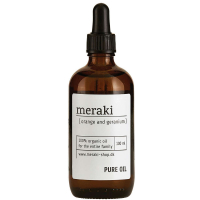 Pure Oil Orange & Geranium - Meraki.