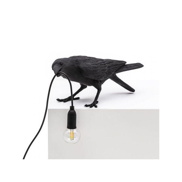 Seletti - Bird Lamp Playing