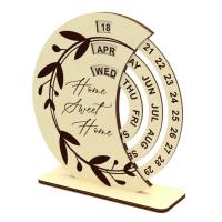 Kalender - Hjul