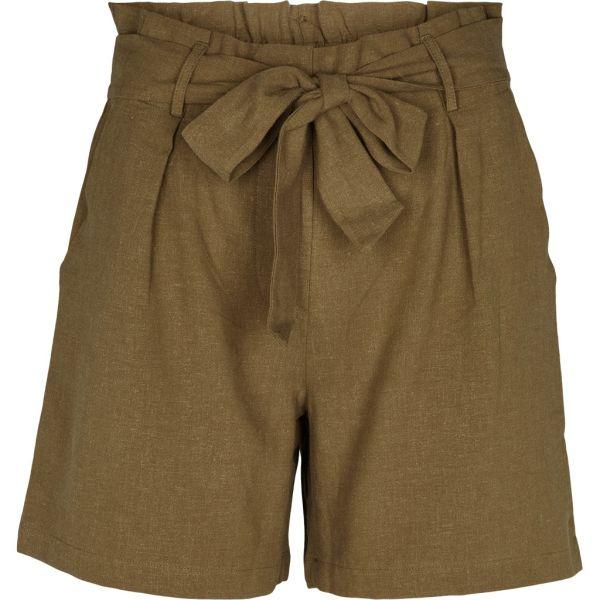 Trine shorts oliven