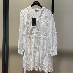 Applique Short Dress